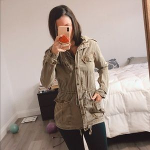 Aritzia Talula The Trooper Jacket